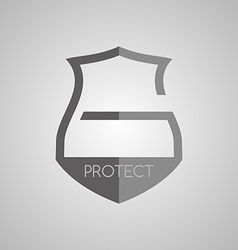 lock protection vector image