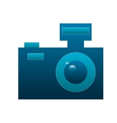 Photography camera vector