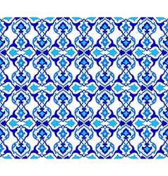 background with seamless pattern eleven vector image vector image