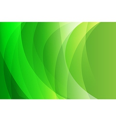 Vivid Green abstract background texture vector image vector image