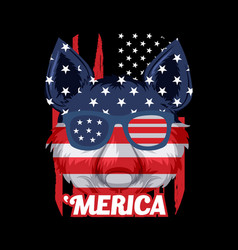4th july t shirts design graphic vector