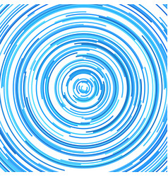 Hypnotic abstract curved line background vector