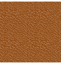 Leather seamless vector image