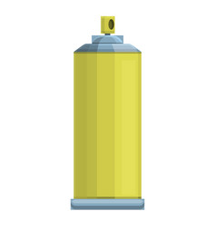 Air freshener lemon icon cartoon style vector