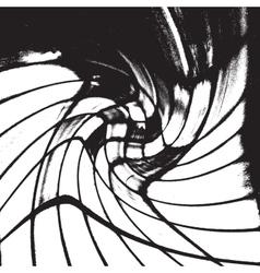 Broken Grunge Grid vector image