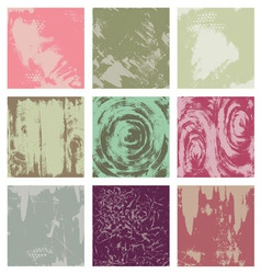 backgrounds with old paper texture EPS 10 vector image vector image