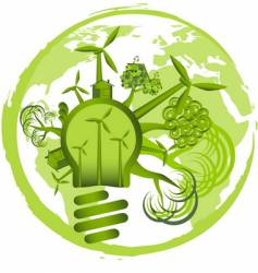 environment design vector image vector image