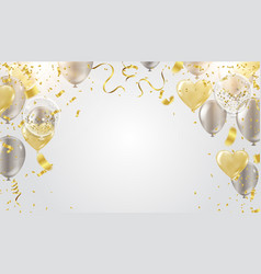 happy new year text lettering for greeting cards vector image