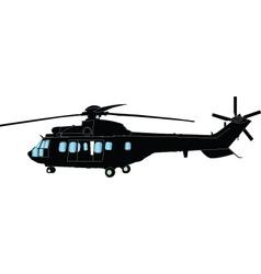 Heilicopter - vector