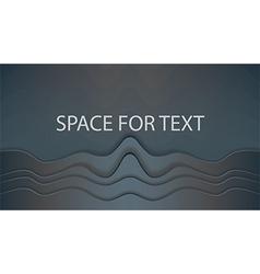 Space for text widescreen vector