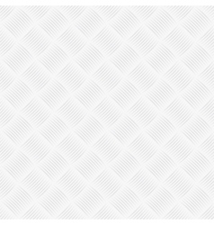 White decorative texture Seamless background vector image
