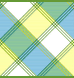 Tablecloth check fabric texture seamless pattern vector