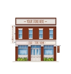 Store Color vector image
