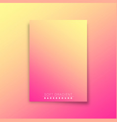 abstract background with soft gradient texture for vector image