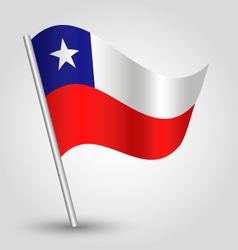 Flag chile vector