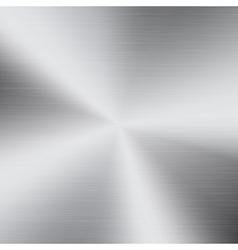 Polished metal texture vector