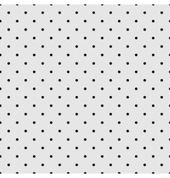 Seamless black and grey pattern or tile background vector