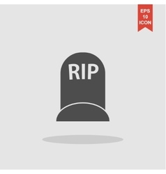 Grave icon concept for design vector