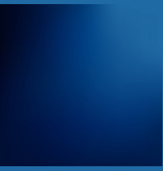 smooth and blurry dark blue gradient mesh vector image