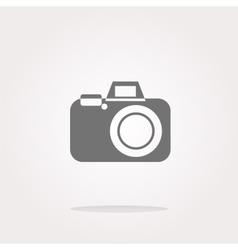 Camera icon Camera icon Camera icon eps vector image
