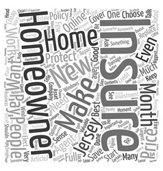 How To Get Cheap Homeowner s Insurance Online In vector image vector image