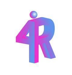 40 industrial revolution 4ir sign vector image