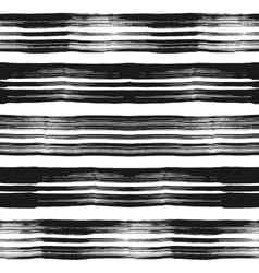 Seamless background grunge monochrome stripes vector image vector image