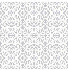 Elegant pattern in art deco style vector