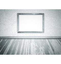 grey interior vector image