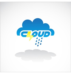 Cloud vector