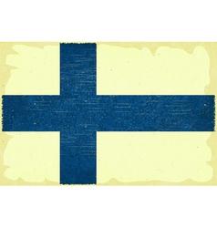 Finnish flag vector