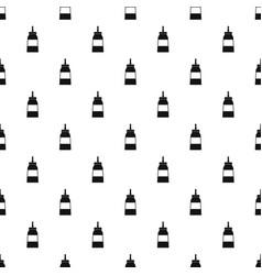 Glue pattern seamless vector
