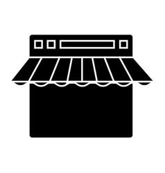 e commerce internet shop icon vector image