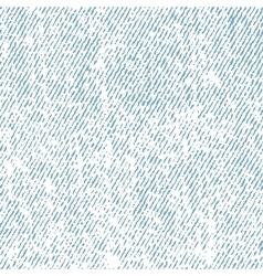 Seamless white jeans texture vector