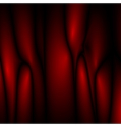 Red Abstract Futuristic Backround vector image vector image