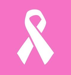 Cancer Ribbon Awareness vector image