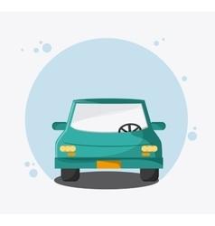 Car transportation vehicle travel vector