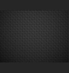 gray fabric canvas wallpaper vector image