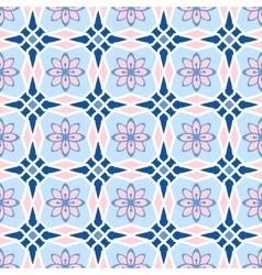 Pattern in arabic style vector