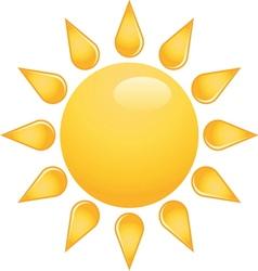 sun2 resize vector image