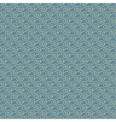 Abstract wave pattern wallpaper vector image