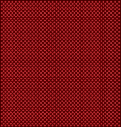 red circles background vector image vector image