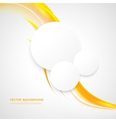 abstract background design vector image