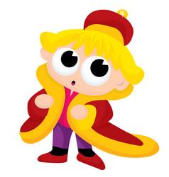 crown prince vector image