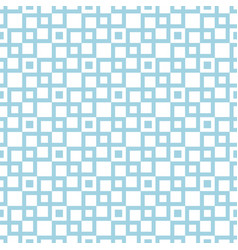 geometric seamless pattern colored background vector image