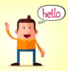 Hello1 vector