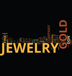 Gold jewelry do s and don ts text background word vector
