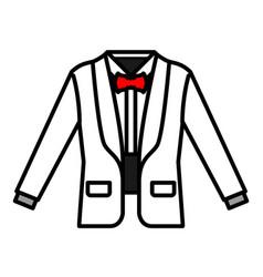 Tuxedo linecolor vector