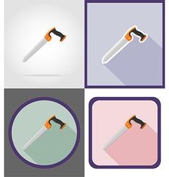 repair tools flat icons 07 vector image vector image