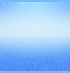 Blue glowing speckled bacground vector